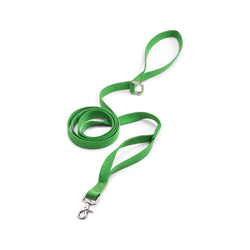 Strolls Leash w/ Hemp Color : Greenery, Large