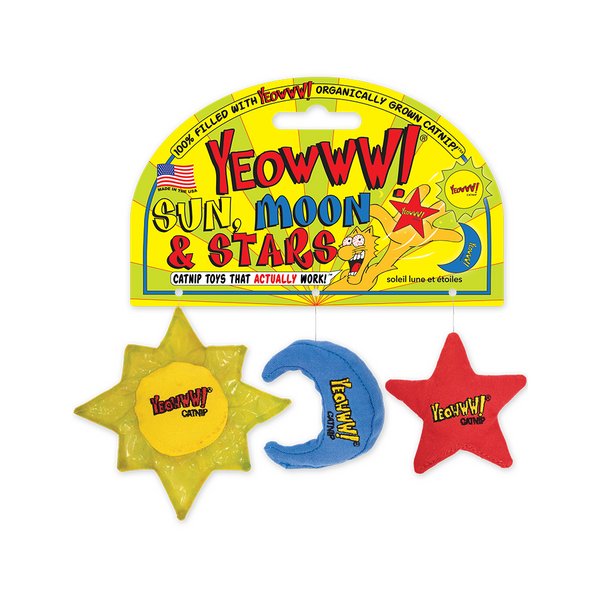 DuckyWorld Yeowww! Sun, Moon & Stars