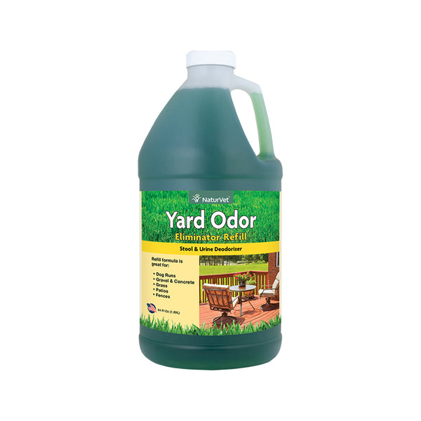 Yard Odor Eliminator Refilll Stool & Urine Deodorizer, 64oz