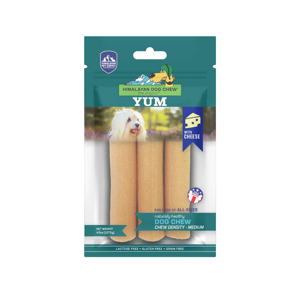 Yaky Yum Cheese 4.5oz / 3pcs