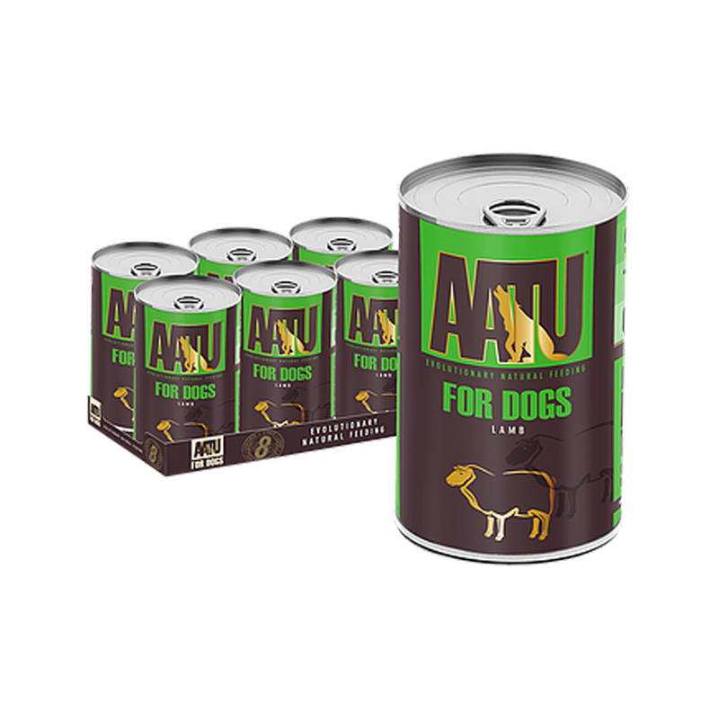 Single Protein Lamb Dog Can, 400g