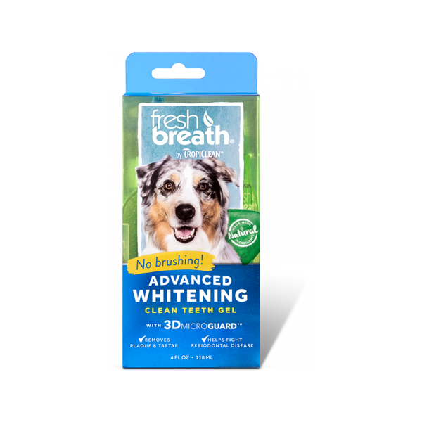 Fresh Breath Advanced Whitening Gel, 4oz