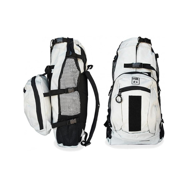 K9 Sport Sack Air Plus, Color Light Gray, Medium