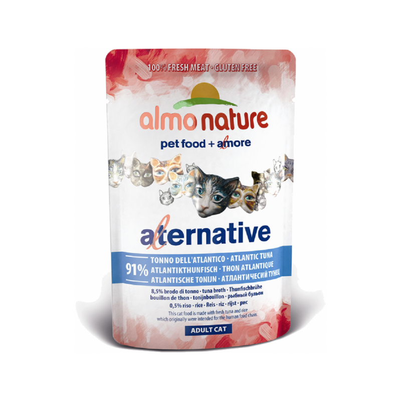 Alternative Pouch Atlantic Tuna, 55g