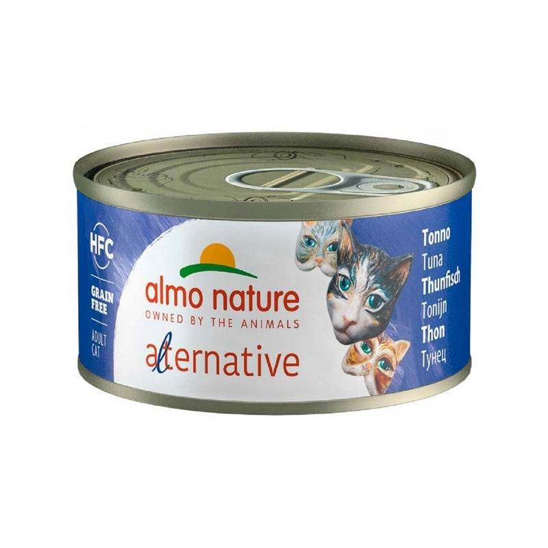 Alternative Canned Tuna, 70g