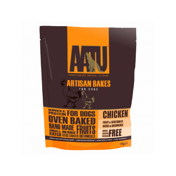 Artisan Bakes in Chicken Weight : 150g