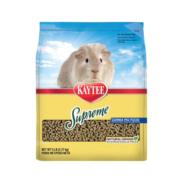 Supreme Guinea Pig Diet Food, 5lb