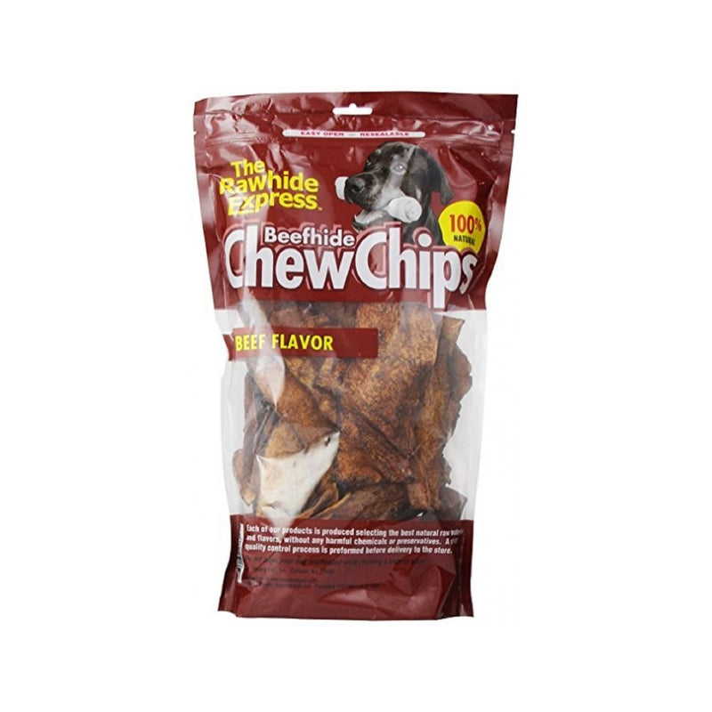 Chew Chips - Beef , flavor: 16oz
