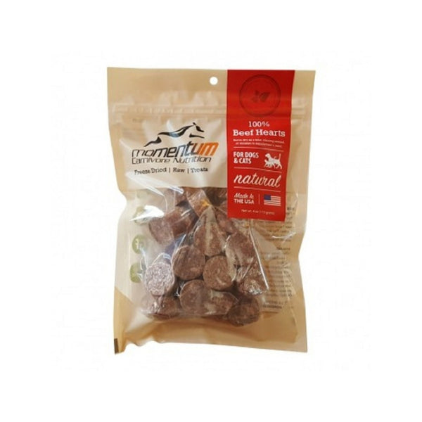 Carnivore Nutrition F-Dried Beef Hearts, 4oz