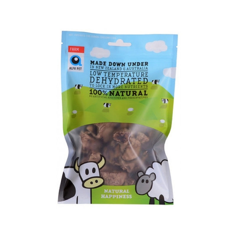 Beef Meaty Cube Treats Weight : 50g