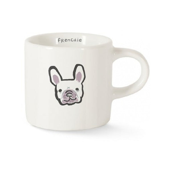Bff Frenchie Mini Ceramic Mug