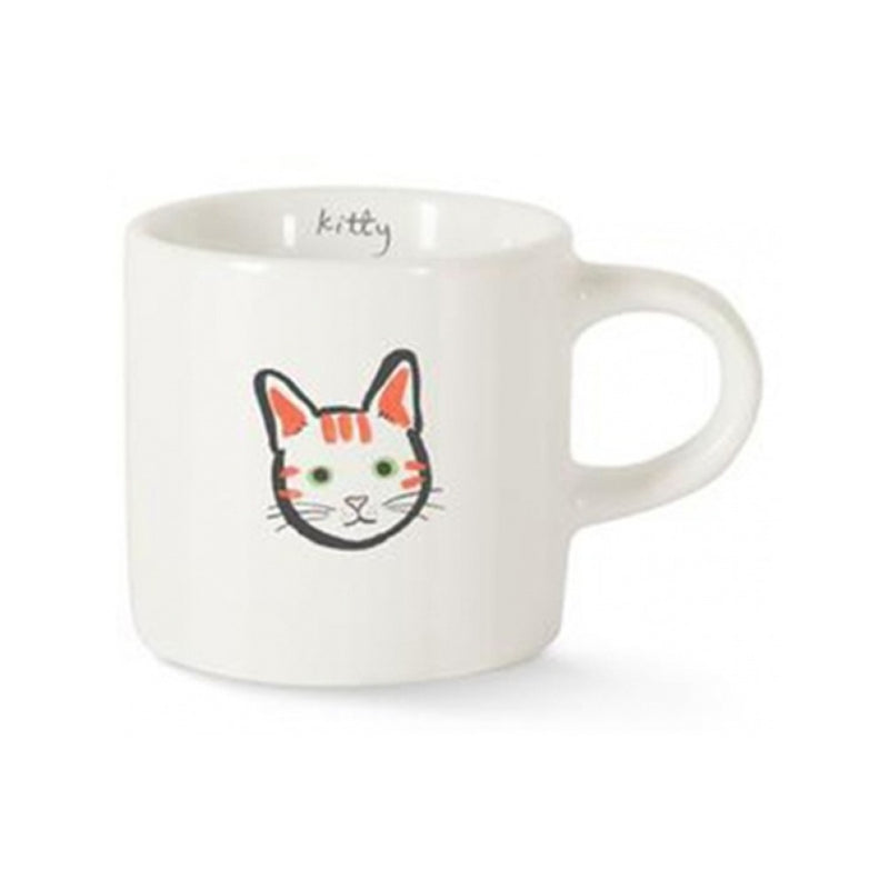 Bff Kitty Mini Ceramic Mug