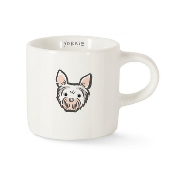 Bff Yorkie Mini Ceramic Mug