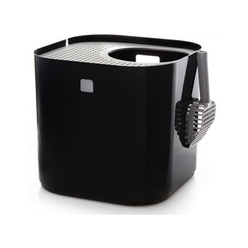 Modkat Litter Box, Color: Black