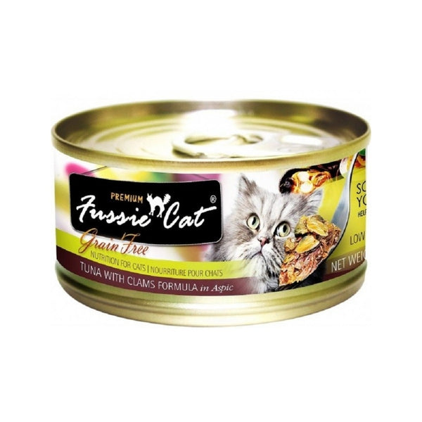 Black Label Tuna w/ Clams, 80g