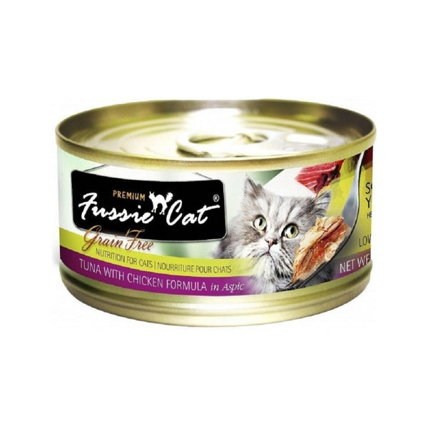 Black Label Tuna w/ Chicken, 80g