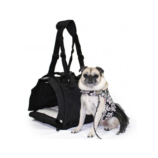 SturdiBag Flex-Height Carrier Small Color: Black