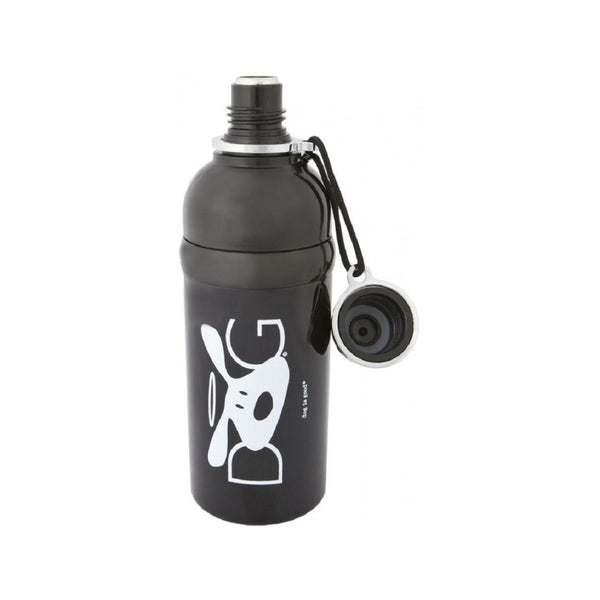 Water Bottle w/ Roller Ball, Color Black, 16oz