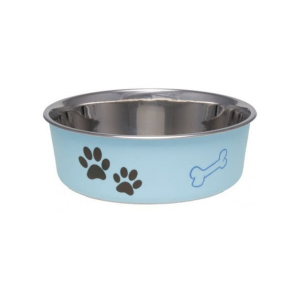 Bella Bowls Size : Medium, Colour : Blue