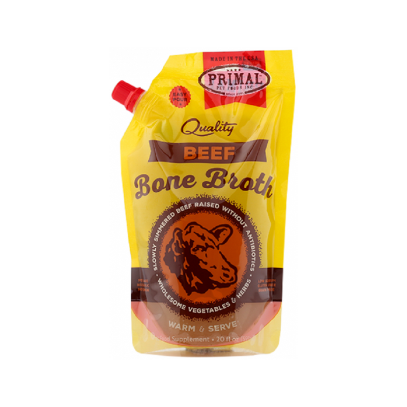 Beef Bone Broth Pouch Weight : 20oz