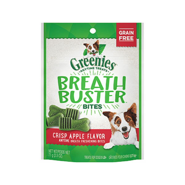 Breath Busters Bites, flavor: Crisp Apple, 11oz