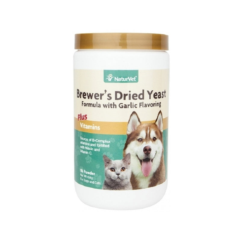 Brewer's Dried Yeast & Garlic Powder Weight : 1lb
