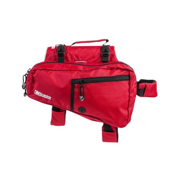 Trail Dog Backpack, Color Red, Large
