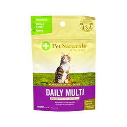 Daily Multi for Cats Soft Chews, 30 Counts