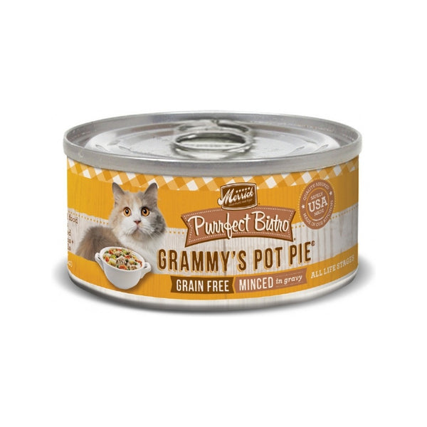 Feline Morsel Grammy's Pot Pie Weight : 3oz