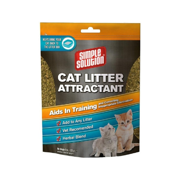 Cat Litter Attractant Weight : 9oz