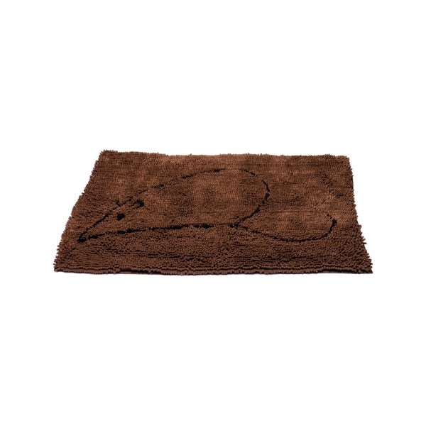 "Cat Litter Mat, Color Brown, 35""x26"""