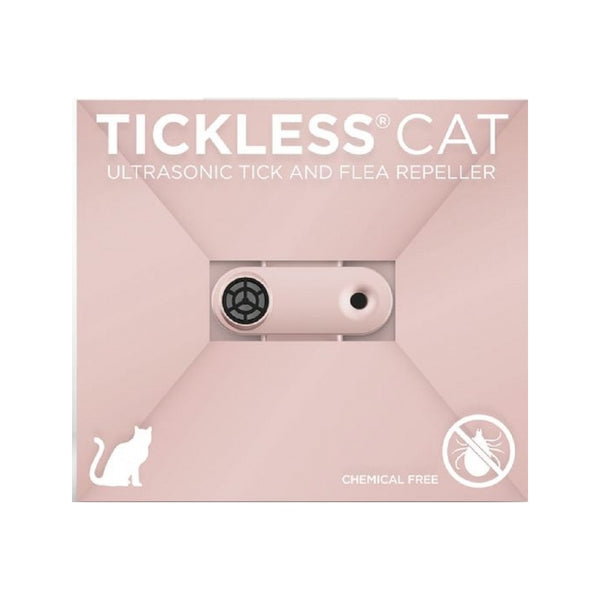 Feline Mini Rechargeable Repeller, Rosie Pink