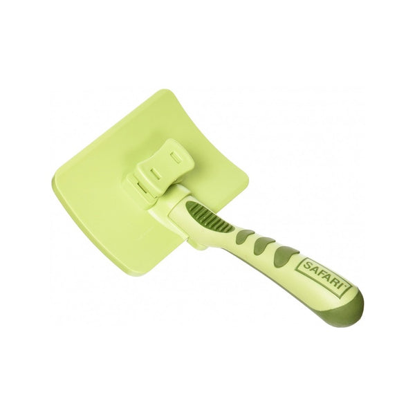 Slicker Brush-Safari Cat, Regular