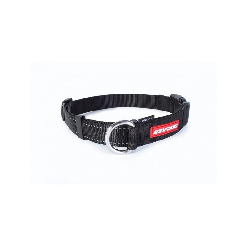 Checkmate Training Collar, Color Black, Medium