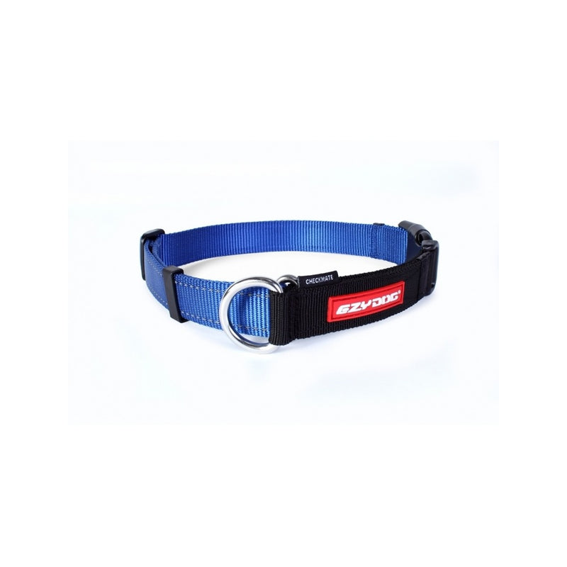Checkmate Training Collar, Color Blue, Large