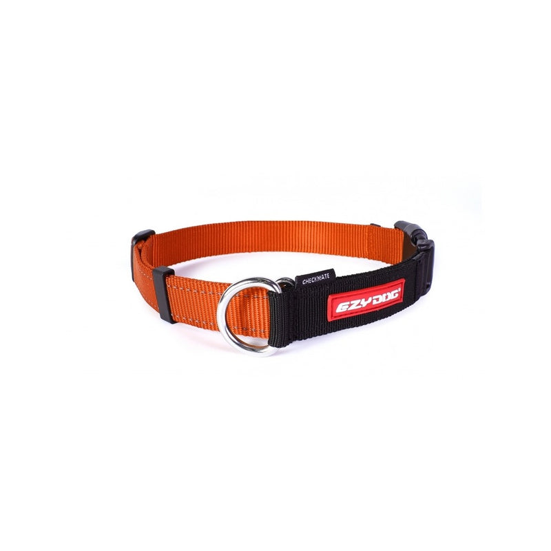 Checkmate Training Collar Color : Orange, Size : Large