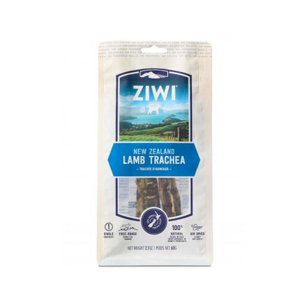 Chews - Lamb Trachea for Dogs, 60g