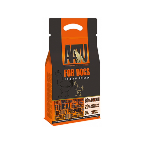 Free Run Chicken for Dogs, 1.5kg
