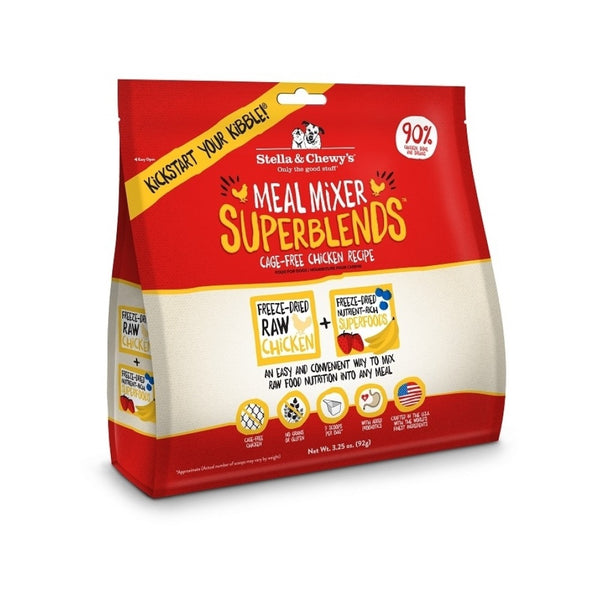 SuperBlends Freeze-Dried Meal Mixer Chicken, 3.25oz