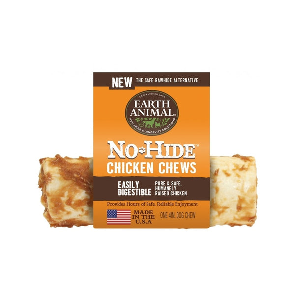 "No Hide Chicken Chews, 4"" x 1"