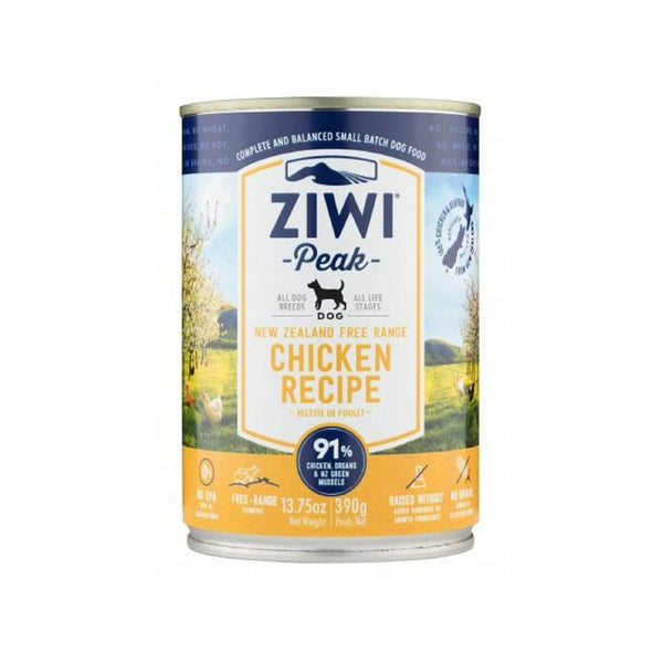 Chicken Recipe Wet Dog Food, 390g
