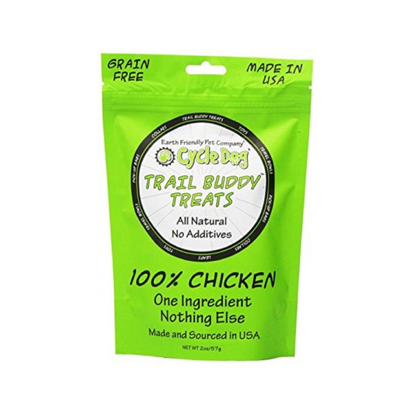 Trail Buddy Treats Flavor : Chicken Weight : 2oz