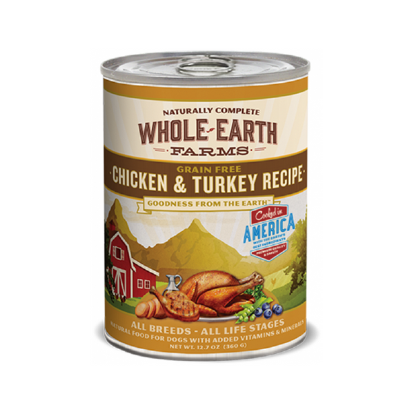 Chicken & Turkey Recipe, 12.7oz