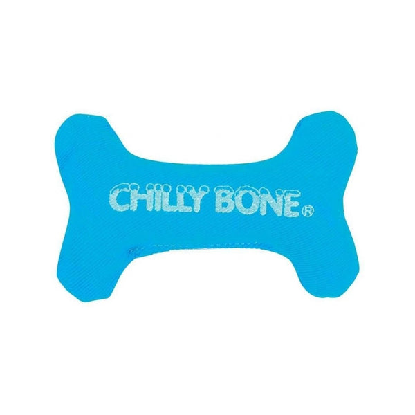 Canvas Chilly Bone Dog Toy, Color Assorted, Large