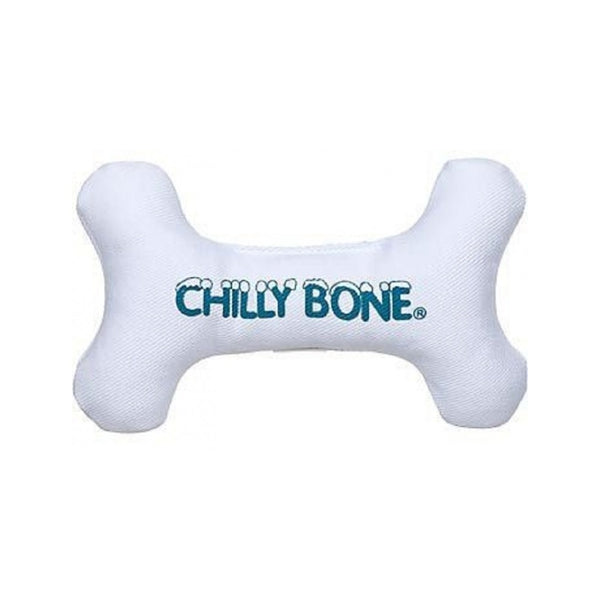 Canvas Chilly Bone Dog Toy, Color Assorted, Small