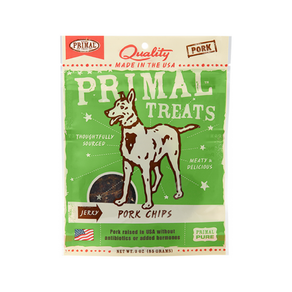 Jerky Pork Chips, 3oz