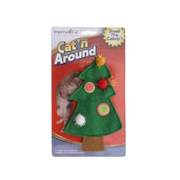 Christmas Tree w/ Catnip : 1 bag