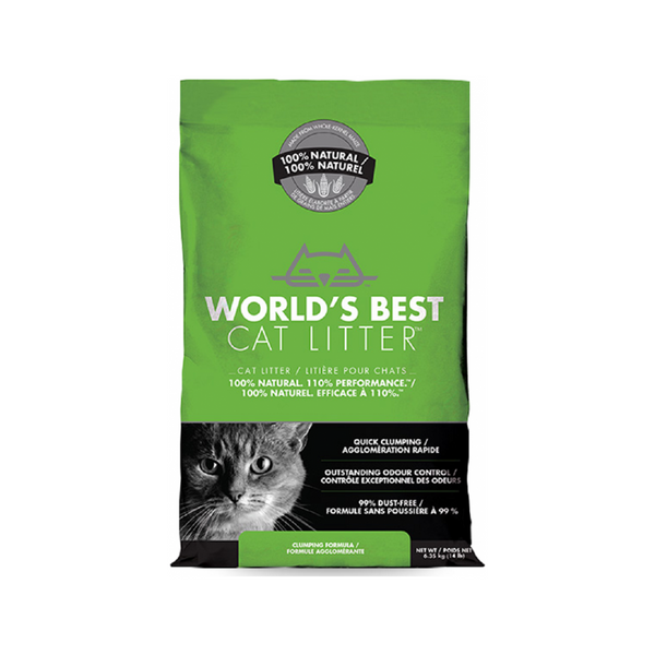 Clumping Cat Litter Weight : 6.35kg
