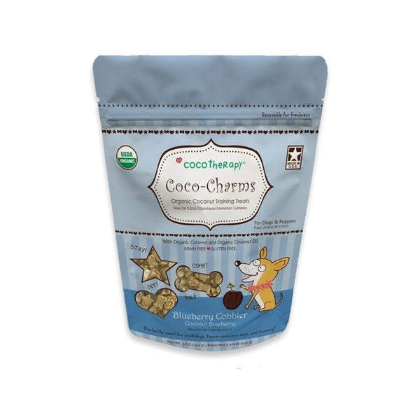 Coco-Charms in Blueberry Cobbler Weight : 5oz