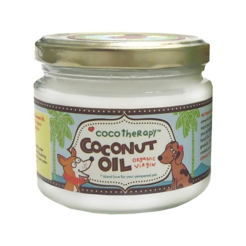 Organic Coconut Oil Capacity, 236 ml